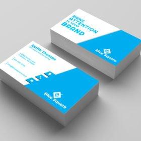 Custom Business Cards, Order UV coating Business cards