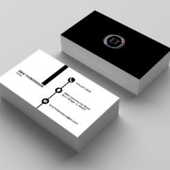 Artist Business Cards Printing, Custom Standard Business cards