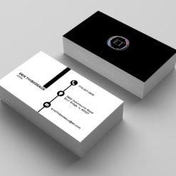Artist Business Cards Printing, Custom Standard Business cards