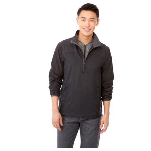 M-ODARAY Half Zip Jacket-2