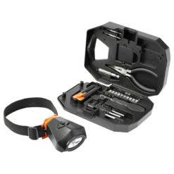 Built2Work Flashlight 22 Piece Tool Set-1