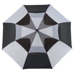 "42"" Vented, Auto OpenClose Folding Umbrella"