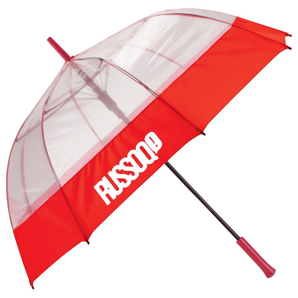 "52"" Bubble Umbrella with Fabric Hem-3"