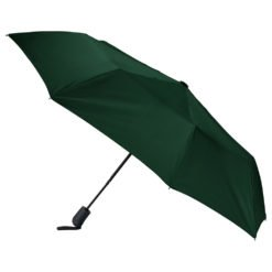 "42"" Heathered Strap Auto Open Umbrella-1"