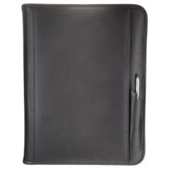 Cross® Classic Leather Zippered Padfolio Bundle Se