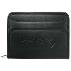 Burke Jr. Zippered Padfolio-1