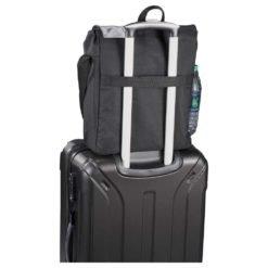 "Gridlock Vertical 15"" Computer Messenger Bag-1"