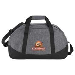 """Graphite 18"""" Duffel Bag-1"""