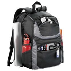 "Continental TSA 15"" Computer Backpack-1"