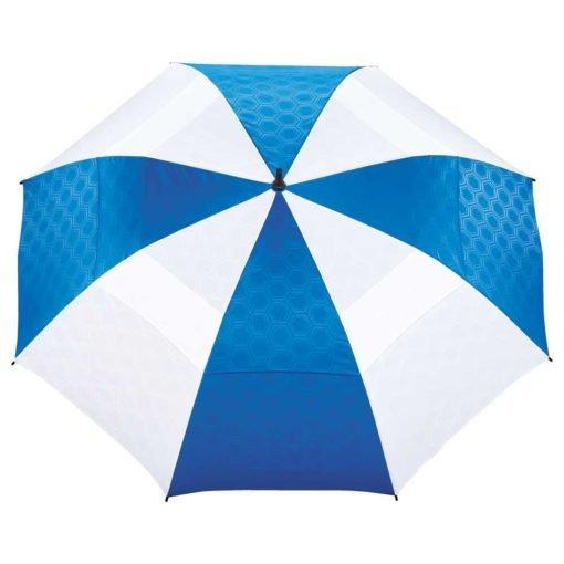 "64"" Slazenger™ Champions Vented Auto Golf Umbrella-2"
