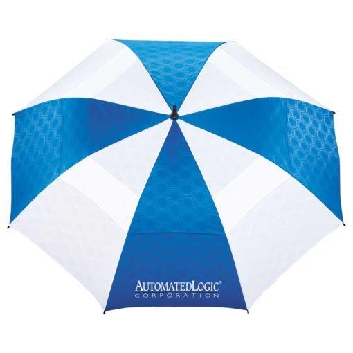"64"" Slazenger™ Champions Vented Auto Golf Umbrella-8"