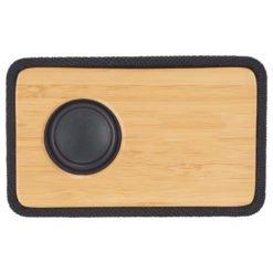 Boundary Natural Bamboo Bluetooth Speaker