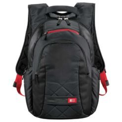 "Case Logic Cross-Hatch 15"" Computer Backpack"