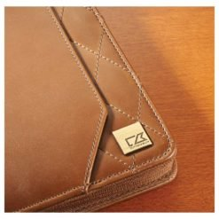 Cutter & Buck® Bainbridge Zippered Padfolio-1