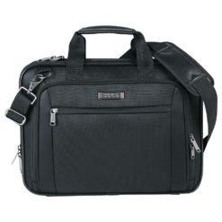 Kenneth Cole® EZ-Scan Single Gusset Laptop Case