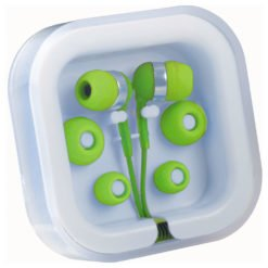 Color Pop Earbuds w/ Microphone-1