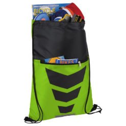 Courtside Drawstring Bag-1