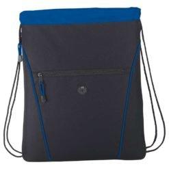 Raven Drawstring Bag