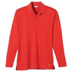 M-Brecon Long Sleeve Polo-1