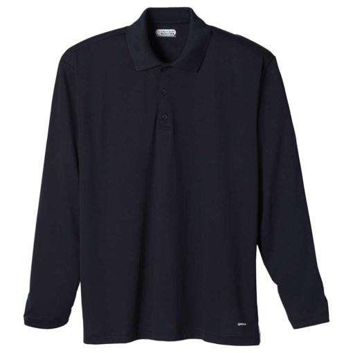 M-Brecon Long Sleeve Polo-2