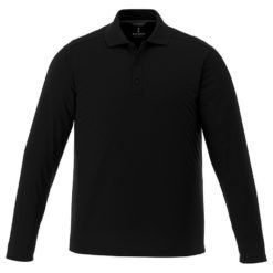 M-MORI Long Sleeve Polo Tall-1