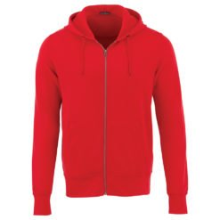 M-CYPRESS Fleece Zip Hoody-1