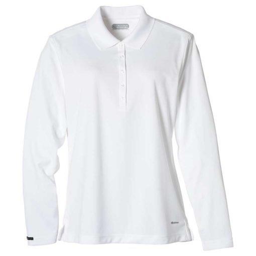 W-Brecon Long Sleeve Polo