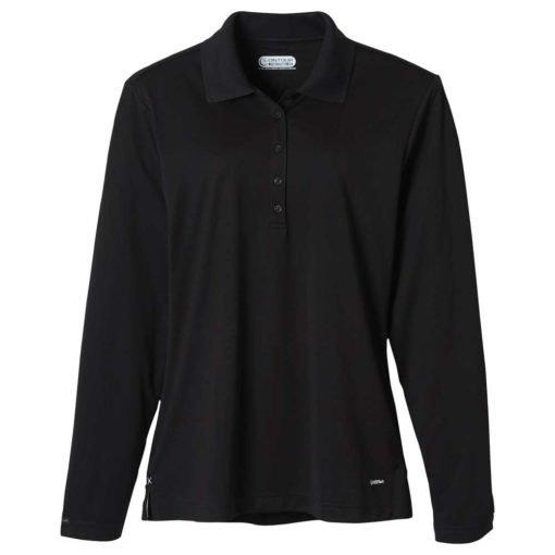 W-Brecon Long Sleeve Polo-3