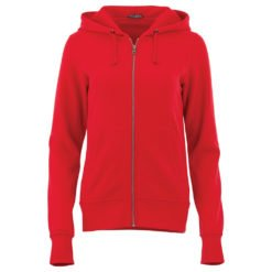 W-CYPRESS Fleece Zip Hoody-1