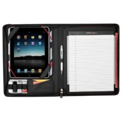 "elleven™ 10"" Tablet  Zippered Padfolio-1"