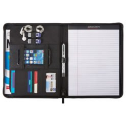 elleven™ Core Zippered Padfolio-1