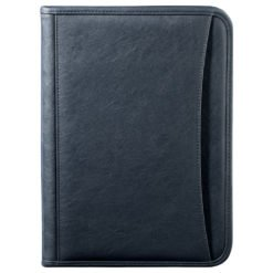 DuraHyde Zippered Padfolio-1