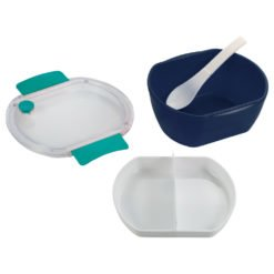 Punch Oval Food Container-1