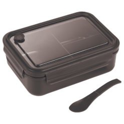 Three Compartment Food Storage Bento Box-1