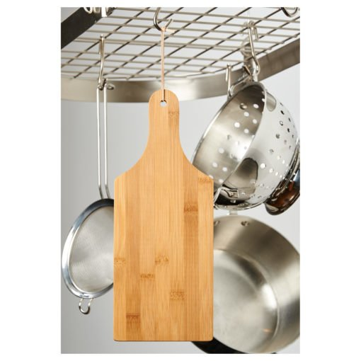 Cutting Board with Handle and Hanging Loop-1