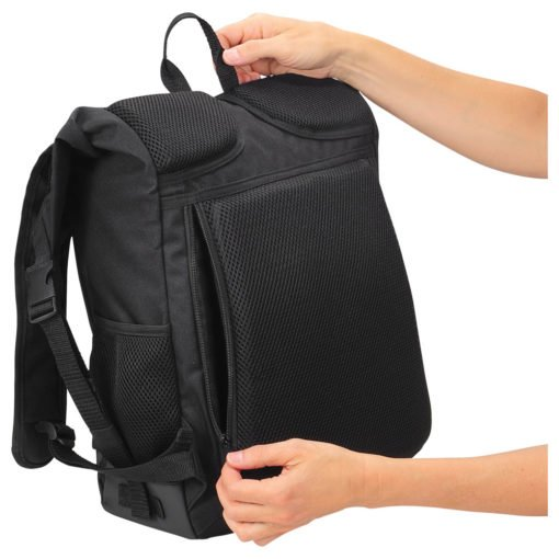 Backpack w/ Integrated Seat (200lb Capacity)-9