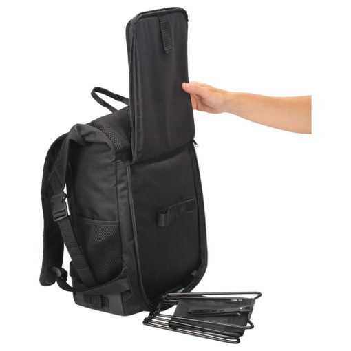 Backpack w/ Integrated Seat (200lb Capacity)-5