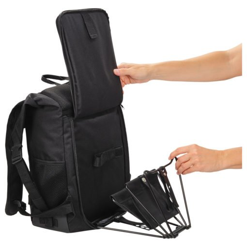 Backpack w/ Integrated Seat (200lb Capacity)-6