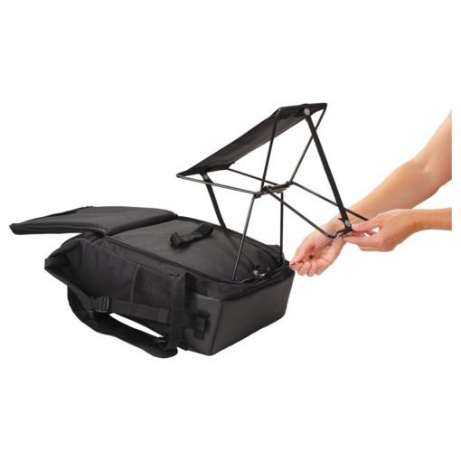 Backpack w/ Integrated Seat (200lb Capacity)-17
