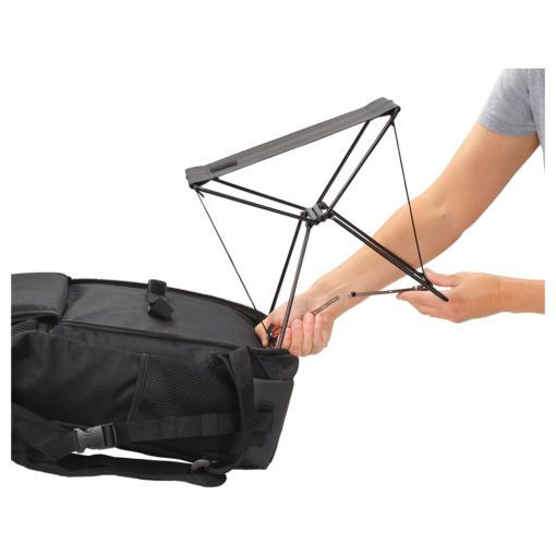 Backpack w/ Integrated Seat (200lb Capacity)-14