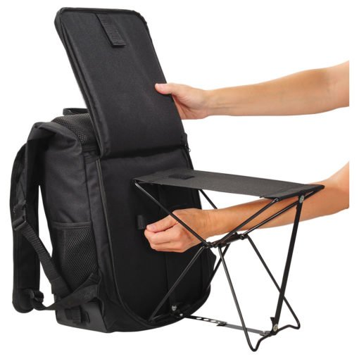 Backpack w/ Integrated Seat (200lb Capacity)-7