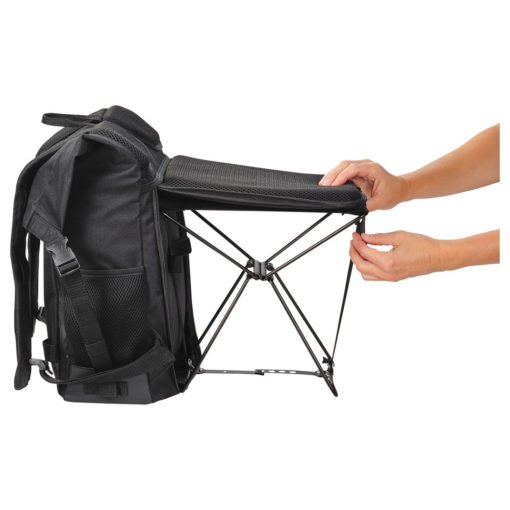 Backpack w/ Integrated Seat (200lb Capacity)-21