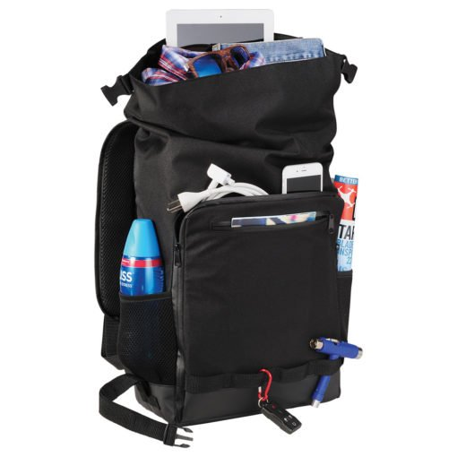 Backpack w/ Integrated Seat (200lb Capacity)