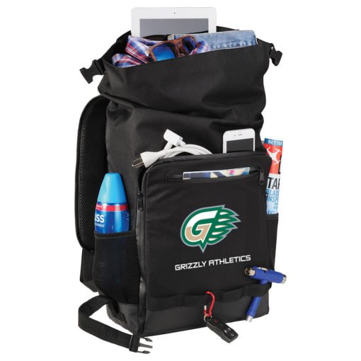 Backpack w/ Integrated Seat (200lb Capacity)-22