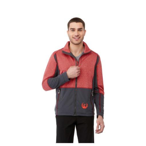 M-VERDI Hybrid Softshell Jacket-8