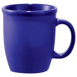 Cafe Au Lait Ceramic Mug 12oz-1