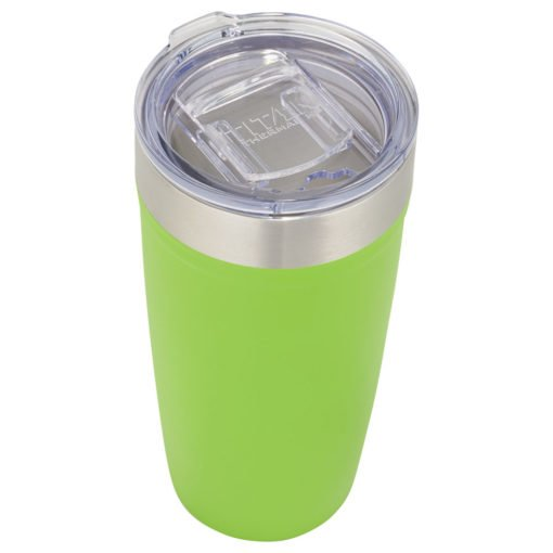 Arctic Zone® Titan Thermal HP® Copper Tumbler 20oz-5