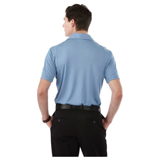 M-TORRES Short Sleeve Polo-3