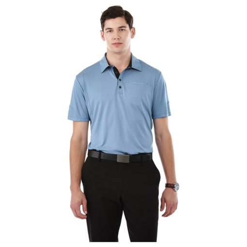 M-TORRES Short Sleeve Polo-8