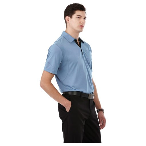 M-TORRES Short Sleeve Polo-2